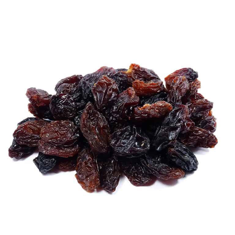 Organic Raisins -  Thompson 30 lbs / 13.61 kg