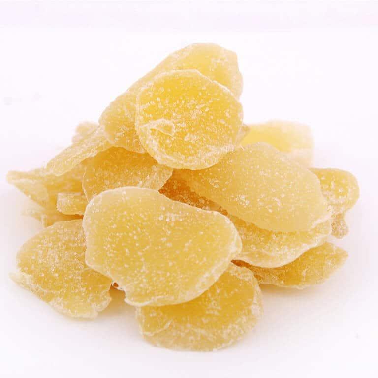 Organic Ginger - Sliced 22.05 lbs / 10 kg