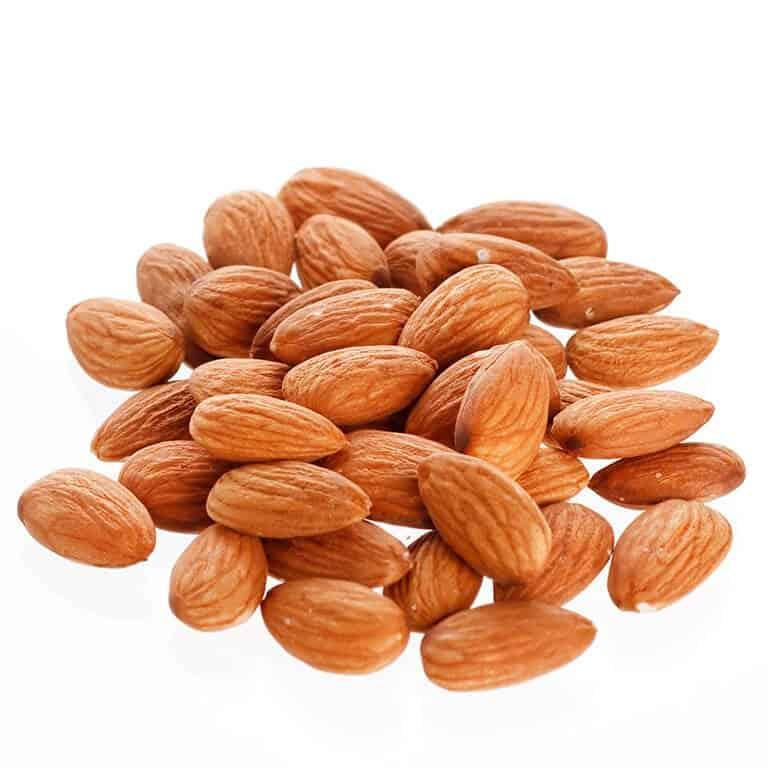 Organic Almonds - Dry Roasted  11 lbs / 4.99 kg