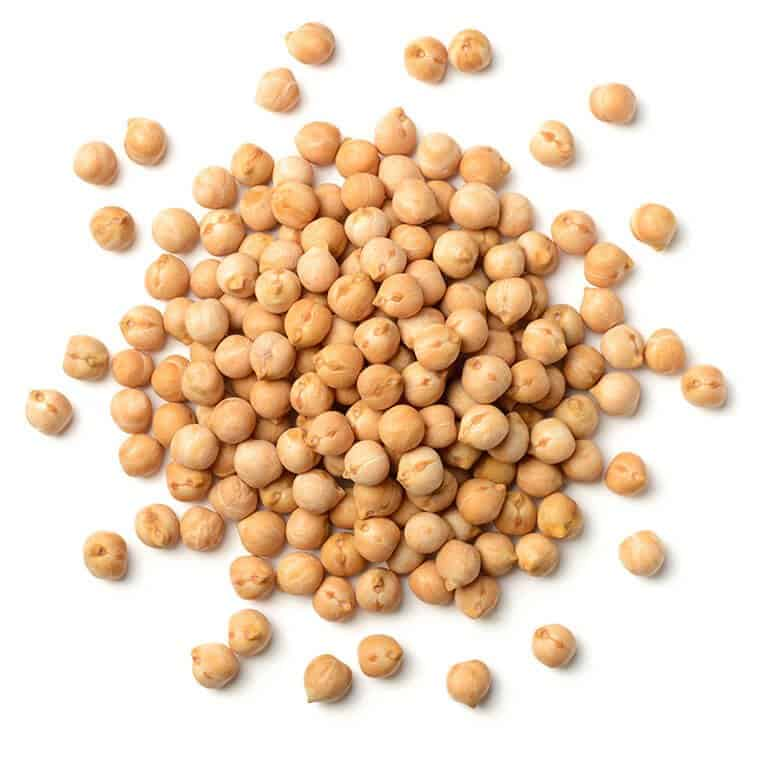 Organic Chickpeas 55 lbs / 25 kg