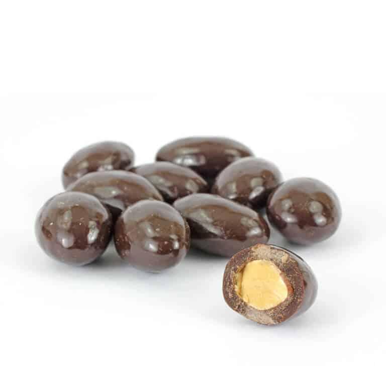 Organic Dark Chocolate (70%) Almond 10 lbs / 4.54 kg